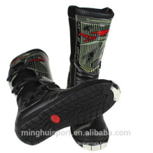 Motocross Safety Boots Dirt Bike Speed Shoes