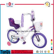 Bicicleta das meninas bicicleta das crianças de 16 polegadas