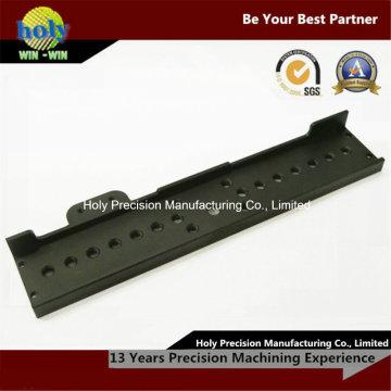 Peças de alumínio fazendo à máquina do CNC do costume 6063 do CNC da placa exterior