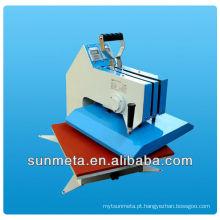 Máquina de prensa de calor usada
