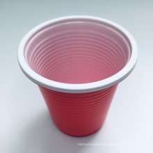 Bonway Manufacturer 16oz 90mm 450ml Disposable Plastic Clear Drinking Pet Cup