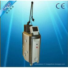 Meilleur appareil médical de retrait de cicatrice à laser fractionné au CO2
