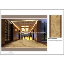 Alta qualidade Inkjet Nylon parede para parede Hotel Carpet Roll