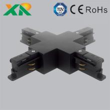 Connettore Tri Track a tre colori a tre circuiti quadrati