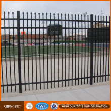 High Quality Galvanized Steel Garden Fence Panels