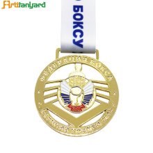 Liberty Sports Medallas con logotipo grabado