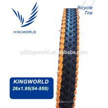 pneus de bicyclette couleur chinois