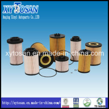 Elemento do filtro de óleo para Nissan / Toyota / Honda / Hino (The801 021115562 021115561A 1669779 72184 Hu932 / 5X)