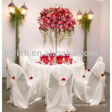 Satin bag chair cover, universal chair covers