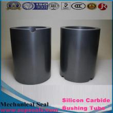 High Hardness Ssic Rbsic Ceramic Bushing Axle Sleeve