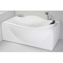Ellipse Acrylic Whirlpool Bath Tub (JL815)