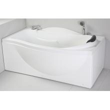 Эллиптическая акриловая ванна с джакузи (JL815)