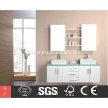 China bathrooms designs double sink bathroom wall corner cabinet