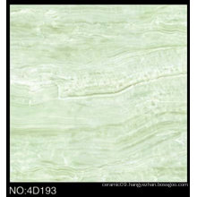 3D Digital Inkjet Glazed Poliished Porcelain Green Floor Tiles