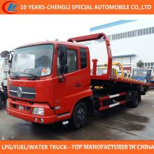 Flachbett LKW 4X2 Rettungswagen 6 Räder Wrack Truck