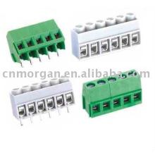 Lojas de fábrica convenientes não aptos a envelhecer conectores de crimpagem de fio elétrico