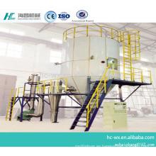 Secador de pulverización para el material de la batería / secador de pulverización industrial
