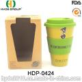 Modische hitzebeständige umweltfreundliche Bambusfaser Cup (HDP-0424)