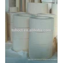 Produtor profissional para o tubo cerâmico do arbusto do anel do tamanho grande / cerâmico resistente do desgaste