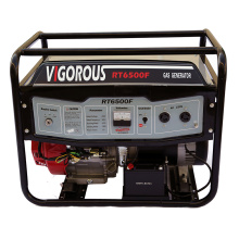 6KW LPG NG Portable Generator