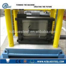 PLC Vollautomatische verglaste Metall UCZ Kanal Purlin Multifuctional Kalt Roll Forming Machine Von China Lieferanten
