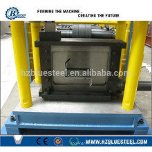 PLC Fully Automatic Glazed Metal U C Z Channel Purlin Multifuctional Cold Roll Forming Machine From China Supplier