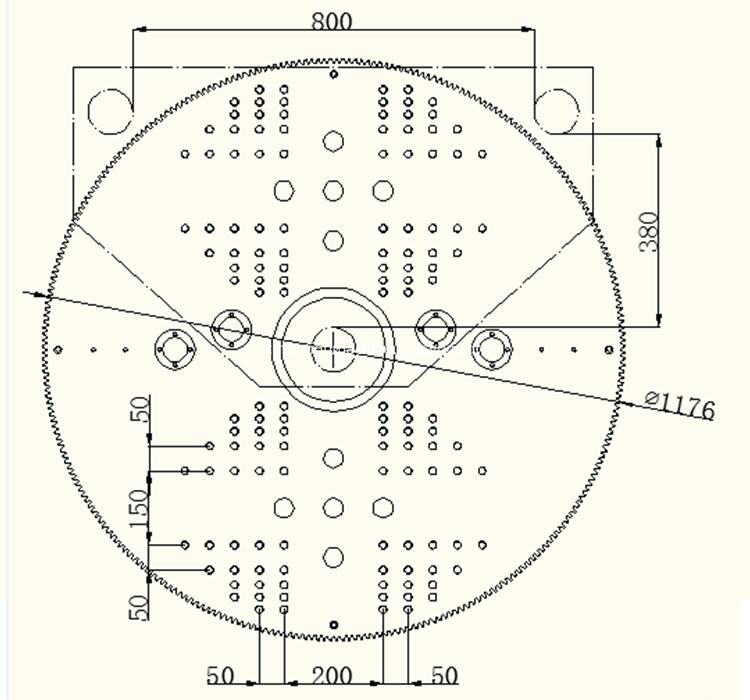 Plate 1200-2R