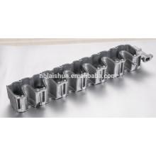 Cubierta de aluminio de la cabeza de cilindro del aluminio de encargo