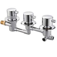 Brass body  thermostatic bath shower mixer