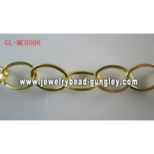 Fashion jewelry metal chain wholesales