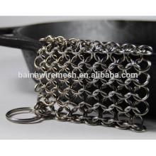 Baina 8 * 6-дюймовый скруббер из нержавеющей стали с высококачественной нержавеющей сталью