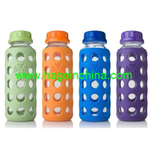 Luva de garrafa de borracha de silicone personalizada Qingdao