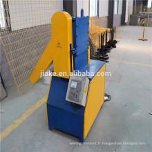 Machine à haute vitesse de fibre d'acier de fil