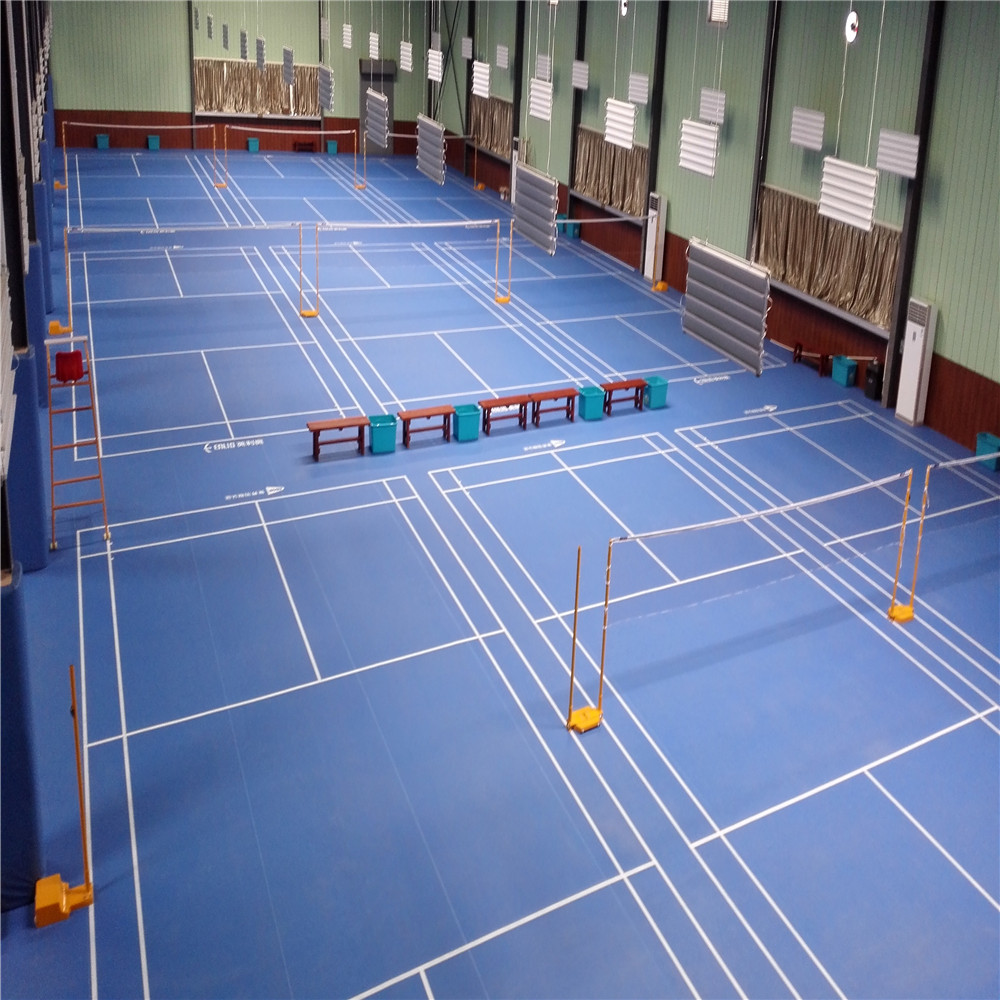 Badminton Court Floor23
