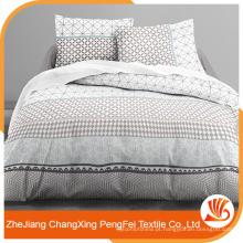 Novo material de tecido de lenço de poliéster escovado de boa qualidade