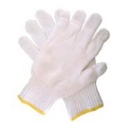 De algodón de punto guantes de trabajo