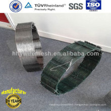 CBT65 razor wire safety concertina wire Stainless Steel Razor barbed Wire