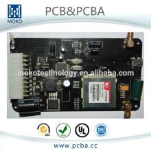 Compagnie de fabrication de carte PCB d'OEM / ODM PCBA pour la navigation de GPS