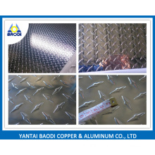 High Grade Aluminum Diamond Checkered Plate