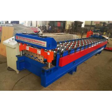 Latest Design Trapezoidal Panel Steel Rolling Equipment