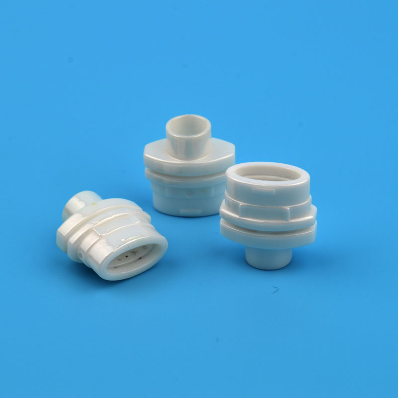 E-cigarette ceramic holder