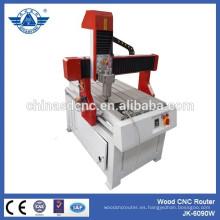 Fábrica de Jinan buscando agentes para distribuir nuestro maquinaria de carpintería productos cnc router 6090