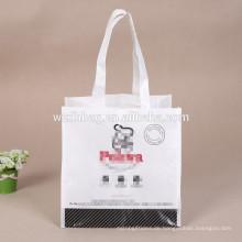 Großhandelsgroße nicht gewebte lamellierte Taschen-wiederverwendbare Einkaufstasche