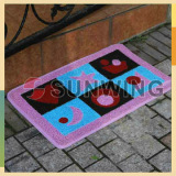 2014 Hot Sale! Anti Slip Waterproof PVC Floor Mat