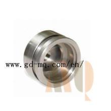 Piezas de torneado del CNC del acero inoxidable mecánico (MQ1040)