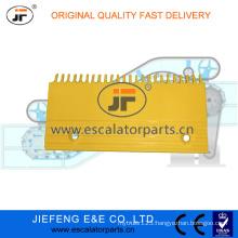 L47312017A&B JFHyundai Escalator Plastic Comb Plate Left 24T Escalator Comb Plate