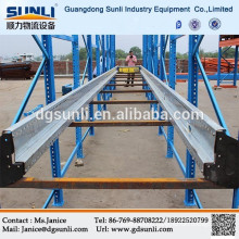 Storage Equipment Shuttle Racking