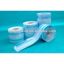 Medizinische Sterilisation mit Seitenfalten