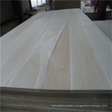 Solid Wood Boards Type Paulownia Wood Price