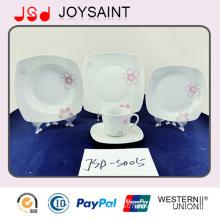 Conjuntos de placa de cerâmica profissional com design agradável ou personalizado